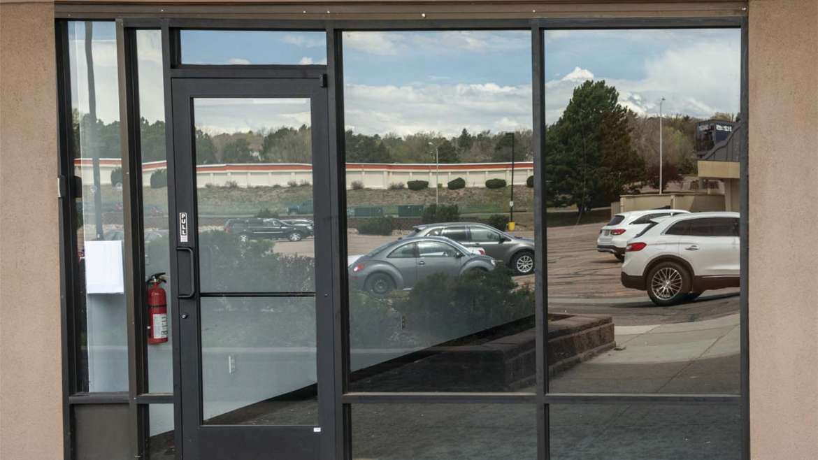 Commercial Glass Service & Repair