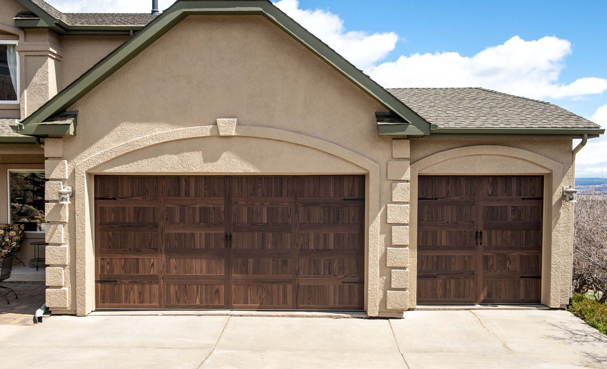 Custom Garage Door Installation Colorado Springs