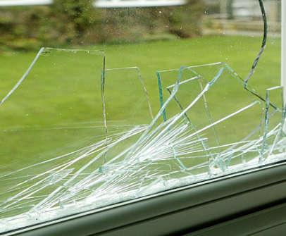 Colorado Springs Broken Window Glass Repair