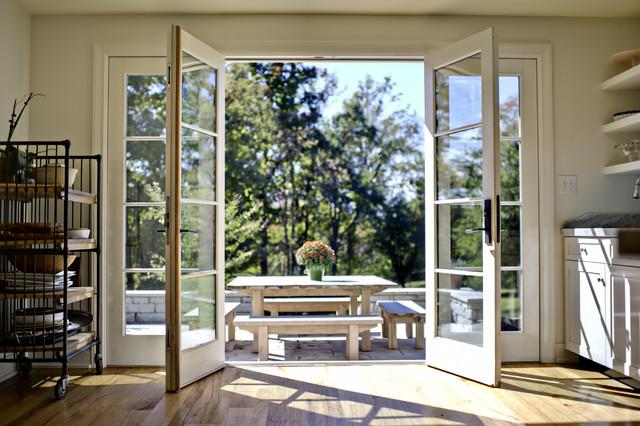 Residential Patio Door Installation