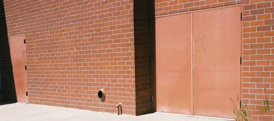 Commercial Metal Door Service & Repair